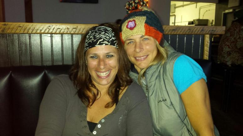 Big sis and Lil sis . . .